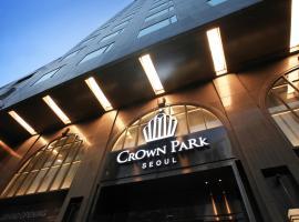 Crown Park Hotel Seoul