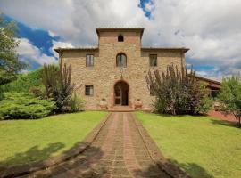 Villa Benichi, Monte Benichi