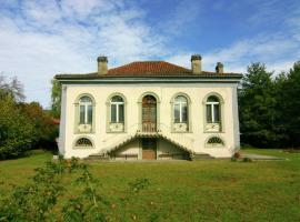 Holiday Home Authentieke Villa Nabij Loures-Barousse 9 Pers, Loures-Barousse