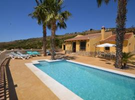 Holiday Home Gloria Bendita, La Caleta-Guardia