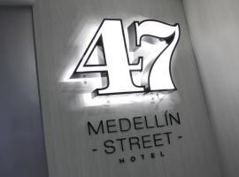 Hotel 47 Medellin Street, מדלין