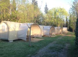 Camping Panorama del Chianti, Certaldo