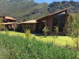 Casita Urquillos, Huayoccare