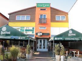 Penzion-Hotel Starojícká Pizza, Starý Jičín
