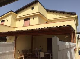 Villa Marta, San Leone