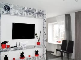 DI apartment, Rēzekne