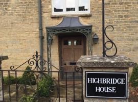 Highbridge House Bed & Breakfast
