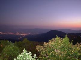 Mirador Valle del General, La Ese