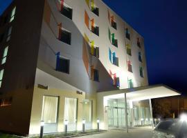 Hotel Euro, Pardubice