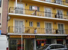 Pension Santa Fe, Fuengirola