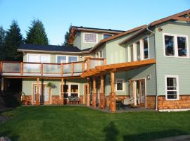 Majestic Ocean Bed & Breakfast, Ucluelet