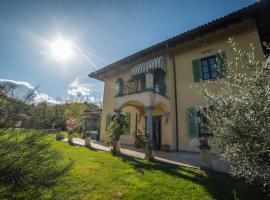 Villa Azalea, Cossogno