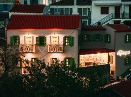 Axiokersa Suites, Kamariotissa
