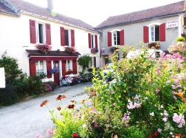 La Maison de Cure, Domecy-sur-Cure