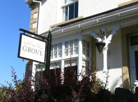 The Grove, Llanfairfechan