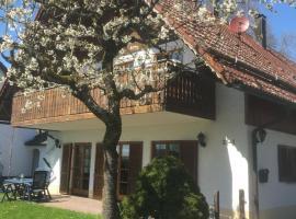 Ferienwohnung Wippenreute, Horgenzell