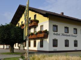 Gasthof-Hotel-Mittelpunkt-Europa, Braunau am Inn