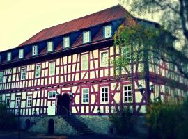 Burg Edelhof Hotel-Restaurant, Großliebringen