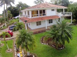 Finca Hotel Daniels, Granja Campo Alegre