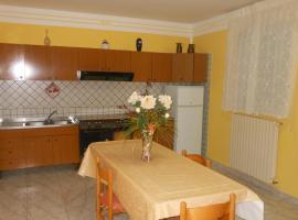 appartamento san nicola, Cocumola