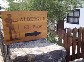 Albergue El Pino, Cóbreces