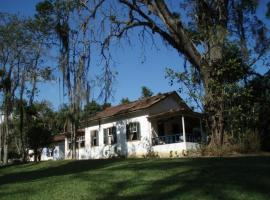 Bed & Breakfast Pouso Donana