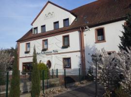 Waldhaus Knittelsheimer, Knittelsheim