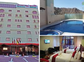 Mirage Hotel, Al Aqah