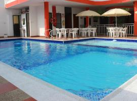 Hotel La Morada Del Sol, Melgar