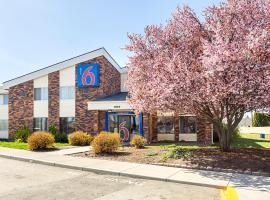 Motel 6 Spokane East, Spokane Valley