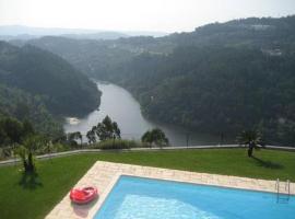 Quinta das Tílias Douro Valley, Cabaça