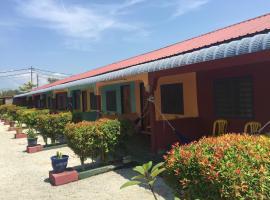 Rainbow Lodge & Cafe, Pantai Cenang