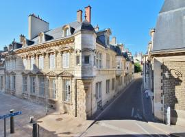 Luxury Apartment Dijon