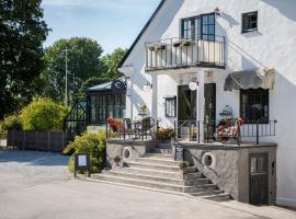 Smakrike Krog & Logi, Ljugarn