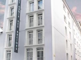 Hôtel Croix des Bretons, Lourdes