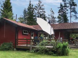 Holiday Home Vätö with Sauna XIII, Sunddalen