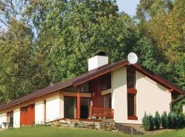 Holiday Home Horeni Paseky with Fireplace VII, Hoření Paseky