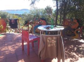 Villa Ugattu Party, Valle Dell'Erica