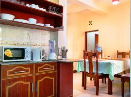 Mombasa Holiday Apartments, Shanzu