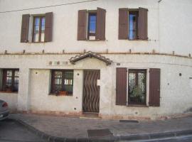 Chez Léonie et Eponine, Sablet