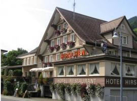 Hotel Hirschen, Alt Sankt Johann