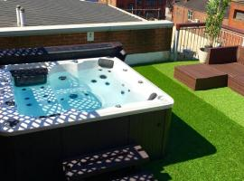Deansgate Rooftop Hot Tub, مانشستر
