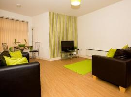 Manchester Serviced Accommodation, Manchester