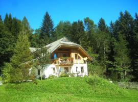 Ferienhaus Waldhauser, Hermagor