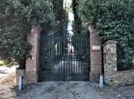 Villa Humbourg, Certaldo