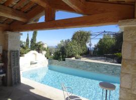 Les 4 éléments maison d'hôtes design, Tourrettes-sur-Loup