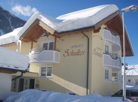 Apart Schultes, Pettneu am Arlberg