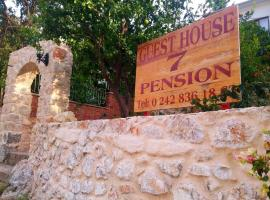 Guest House 7, Kas