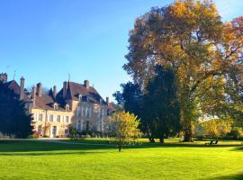 Château de Vault de Lugny, Vault-de-Lugny