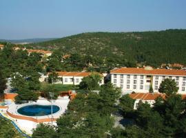 Harlek Thermal Hotel, Avdan